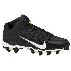 timeless design bd76a c00c7 Nike Alpha Shark Men s Football Shoes D(M), black black volt white)