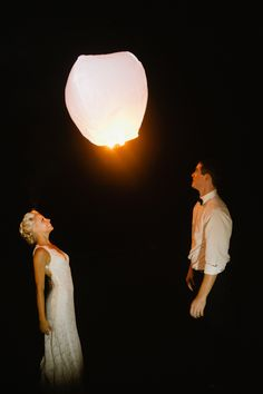 Chinese lantern #weddings Photo by Kate Connolly Photography