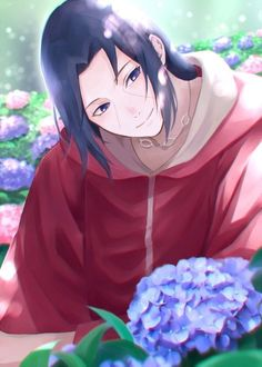 Discovered by Find images and videos about anime, manga and naruto on We Heart It - the app to get lost in what you love. Itachi Uchiha, Naruto Shippuden Sasuke, Anime Naruto, Naruto Cute, Naruto Boys, Thicc Anime, Hot Anime, Wallpapers Naruto, Animes Wallpapers
