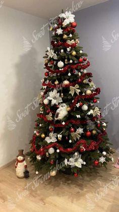 Ako ozdobiť vianočný stromček ? trendy pre rok 2020   Svet Stromčekov Trendy, Christmas Tree, Christmas Ideas, Holiday Decor, Home Decor, Teal Christmas Tree, Decoration Home, Room Decor, Xmas Trees