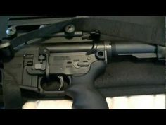 Sig M400 Bad Lever and Pistol Grip upgrades - YouTube