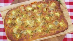 potato-spelt-rosemary-focaccia  Great Brittish Bake Show