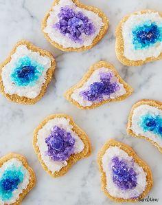 Geode Cookies