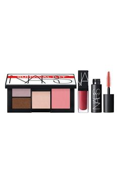 Free shipping and returns on NARS 'Survival - II' Kit ($116 Value) at Nordstrom.com. This must-have set of survival makeup favorites by NARS keeps you looking glamorous wherever you are.Kit includes:- Limited-edition Eyeshadow in Tokyo II (0.05 oz.)- Eyeshadow in Galapagos (0.05 oz.)- Blush in Day Dream (0.14 oz.)- Blush in Modesty (0.14 oz.)- Mini Lip Gloss in Phantasia (0.12 oz.)- Mini Audacious Mascara in Black Moon (0.12 oz.)