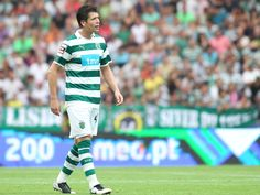 Anderson Polga - Central defender who played for 9 seasons at Sporting CP
