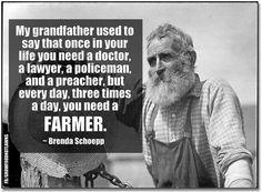love the farmers <3