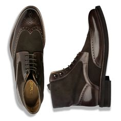 Ace Marks men's luxury dress shoes are handcrafted in Italy and are designed for the modern gentleman.