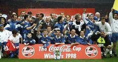 1998 League Cup Winners: CHELSEA