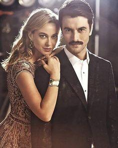 Marta Hazas y Javier Rey en la revista @mujerhoy #velvet