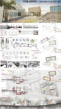 10 Tips for Creating a Winning Architecture Portfolio Architecture Panel, Architecture Graphics, Concept Architecture, Project Presentation, Presentation Design, Presentation Boards, Portfolio Design, Planer Layout, Architecture Presentation Board