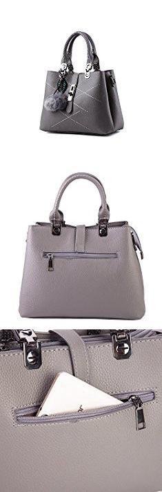 Used Designer Handbags. Women Handbag Zip Closure Women Purse Bag Tote Vintage Shoulder Bag PU Leather Handbag.  #used #designer #handbags #useddesigner #designerhandbags
