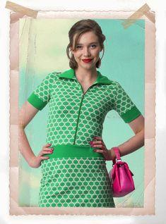 Tante Betsy SS18, Vera dress