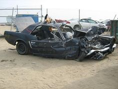 Wrecked Muscle cars - Page 4 -