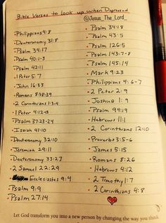 81 Bible Verses about Anxiety and Depression. What does the Bible ...