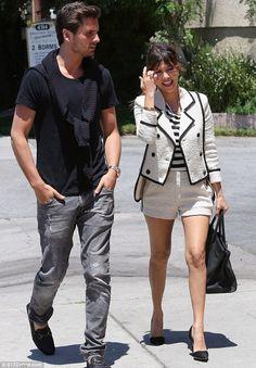 kardashian fashion 2013 | kourtney kardashian skaist taylor jacket How To Wear A Shorts Suit For ...
