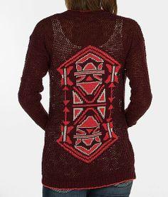 BKE Southwestern Cardigan Sweater