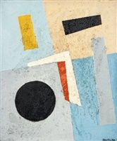 Composition abstraite by Maurice Miot Melito