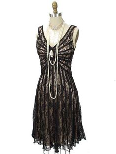 gatsby clothing   ... Satin Gatsby Dress - great gatsby dresses - 1920's cocktail dress