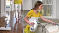 Clean Your Floors (and More) With This Discounted Shark Steam Mop Shark Steam Mop, Shark Vacuum, Floors And More, Free Tips, Hard Floor, Home Appliances, Cleaning, Flooring, Products