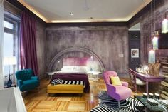 How to choose the Best Color of mauve for Romantic interior design Ideas Eclectic Design, Eclectic Style, Eclectic Decor, Home Wall Decor, Diy Home Decor, Room Decor, Decorating Your Home, Interior Decorating, Interior Design