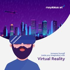 Immerse yourself inside your imagination with AR and VR. Augmented Reality, Virtual Reality, Lego App, Free Vector Illustration, Illustrations, Marketing Process, Digital Campaign, Best Ads, Good Communication