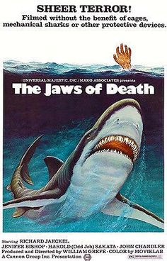 The Jaws Of Death - 1976 - Movie Poster