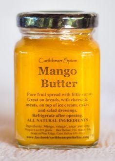 Mango Butter: