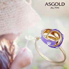 Çocukların renkli dünyası Asgold Kids tasarımlarına yansıdı...  #kids #ring #gold #çocuk #enjoy #eğlence #colorful #renkli #yüzük #altın #asgold #instamood #kidsfashion