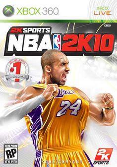 da04bbdb386f Take 2 Interactive Xbox 360 - NBA 2K10 2k Games