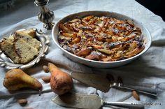 Budinca de pere cu ricotta (7) Ricotta, Gem, Recipes, Drink, Beverage, Jewels, Ripped Recipes, Gemstone