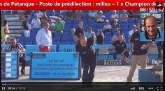 Pétanque : 1000 boules : Stéphane Robineau puis Dylan Rocher - Vidéos Mardi soir pétanque - ARTICLES sur la pétanque