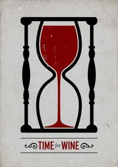 wine time.