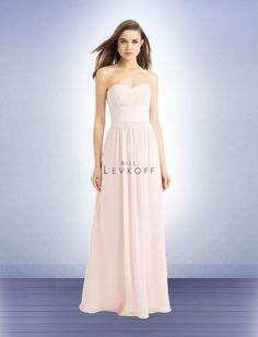 Bill Levkoff Bridesmaid Dresses - Style 743 #bridesmaid #dresses
