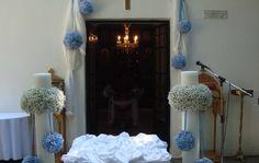 Λαμπάδες | Στολισμός εκκλησίας | Νυφική Ανθοδέσμη | Γάμος - Βάπτιση - Συνθέσεις FloralDesign.gr