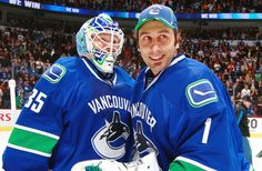 Luongo could return next year. Hockey, Florida Panthers, Vancouver Canucks, The Province, Sport, Deporte, Field Hockey, Sports, Ice Hockey