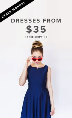 When the perfect bridesmaid dress is $35, you buy 1 in every color! GET SHOPPING