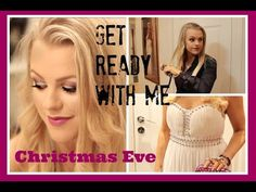GRWM Hair, Makeup & Outfit   Christmas Eve - https://www.avon.com/category/bath-body/hair-care?repid=16581277 Shop Hair Care Products  Watch me get ready for Christmas Eve – both make-up and hair + my whole outfit      THUMBS UP if you ♡ it – and feel free to comment what you'd like to see next! Click for more INFO: Hope you'll enjoy this video and if you did – don't forget to hit that SUBSCRIBE button!  Happy Holidays and Merry Chris