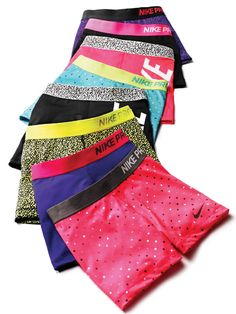 Nike shorts, a new color and print for every workout! Nike shorts, a new color and print for every workout! Nike Free 5.0, Nike Free Shoes, Nike Shoes Outlet, Running Shoes Nike, Shoes Sport, Sports Shoes, Athletic Outfits, Athletic Wear, Sport Outfits