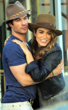 Ian Somerhalder Defends Compassionate and Beautiful Nikki Reed Against Mean Instagram Trolls