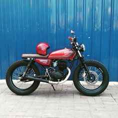 motomood — Honda CG125