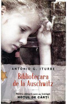 Bibliotecara de la Auschwitz. Una dintre cartile preferate despre Holocaust - un subiect care intotdeauna este si va fi interesant.