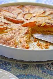 Ροδακινόπιτα Greek Sweets, Greek Desserts, Tart Recipes, Sweet Recipes, Cyprus Food, Pizza Tarts, Cooking Photography, Fruit Jam, Sweets Cake