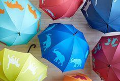 Stormy Weather: San Francisco Umbrellas
