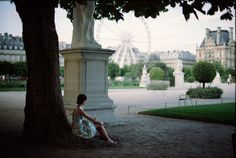 Contemplating Paris