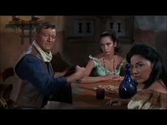 It Shouldn't Have Taken Four Of You - Film Clip - John Wayne, Charlene Holt And Michele Carey