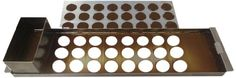 Matfer Bourgeat 385040 Kits for Making Chocolate Tuiles and Discs *** Click image to review more details.(This is an Amazon affiliate link and I receive a commission for the sales)