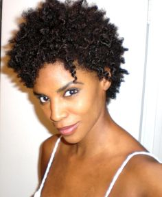 Surprising Pin By Vella Laws Bell On Bald Or Twa Natural Hairstyles Pinterest Hairstyles For Women Draintrainus