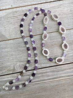 Deer Antler Necklace - Antler Necklace - Antler Jewelry - Tine Designs by Mindi - Horn Necklace - Horn Jewelry - Deer Horn Jewelry Antler Jewelry, Antler Necklace, Custom Jewelry, Handmade Jewelry, Crochet Necklace, Beaded Necklace, Deer Horns, Amethyst, Jewelry Design