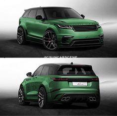 Range Rover velar lumma kit