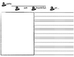 I plan on using this with my kindergarteners around Thanksgiving time for Simple Six practice. There is a spot for them to draw and write. Please don't forget to leave feedback! :)